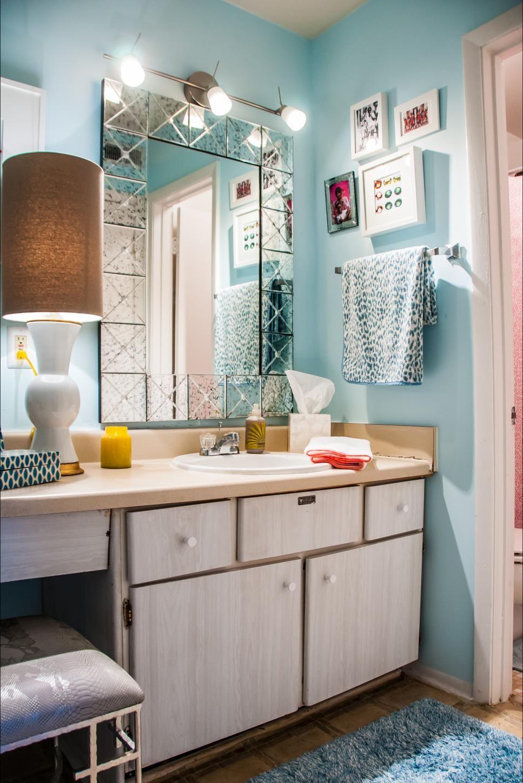Small Bathroom Ideas on a Budget | Bathroom remodel | Pinterest ...