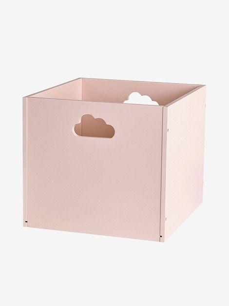 vertbaudet gro e aufbewahrungsbox f r kinder wei kinderzimmer pinterest. Black Bedroom Furniture Sets. Home Design Ideas