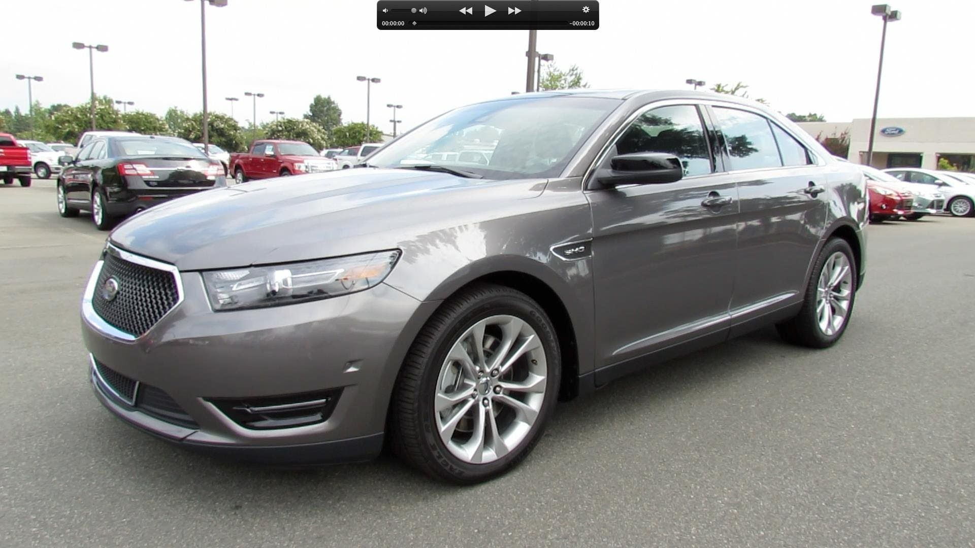 Ford Taurus Sho Start Up Exhaust And In Depth Review