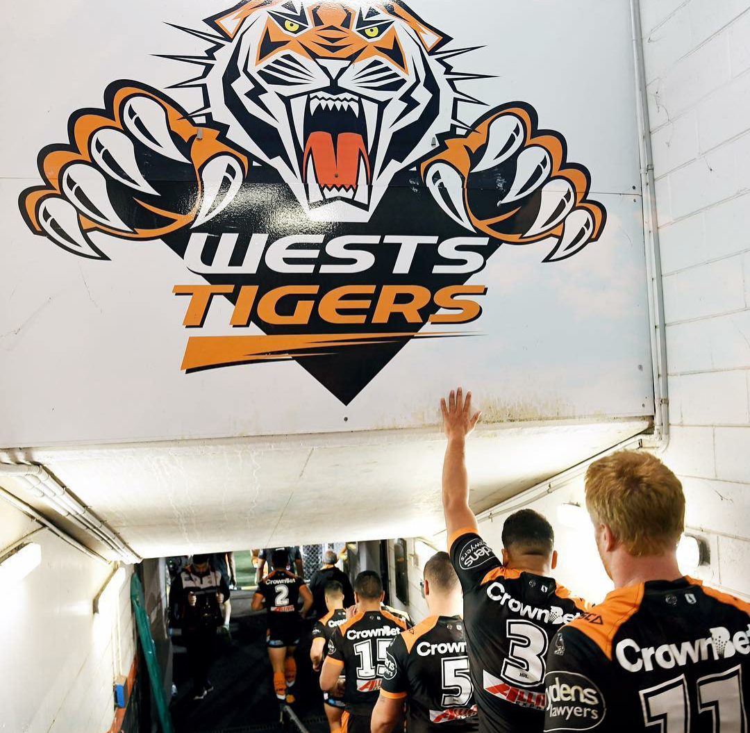 Pin by luke william on Wests Tigers Wests tigers, Team