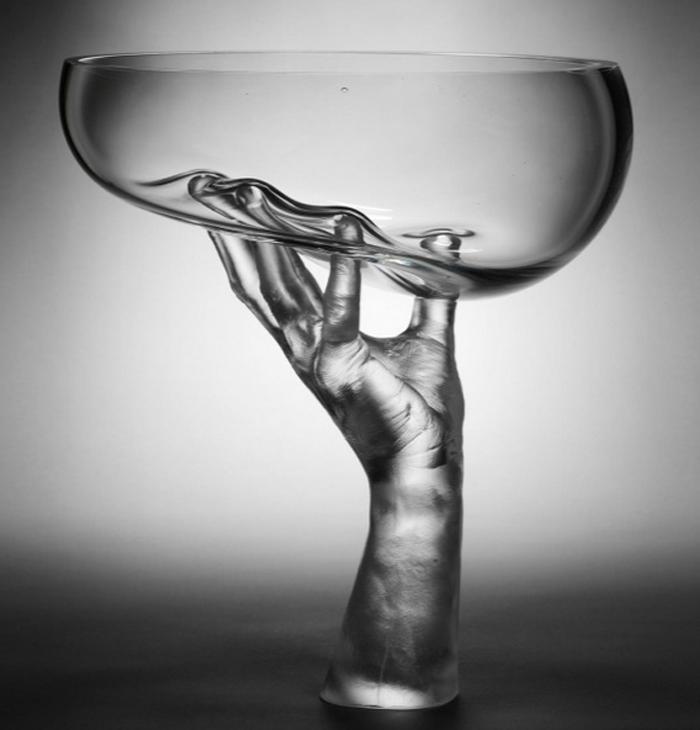 Bruno Romanelli y Peter Layton #glass blowing #vidrio #verre #vetro #vidro