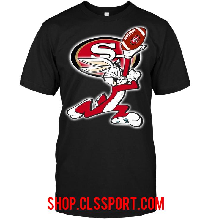 8e397e8e4cf Bunny 49ers Sports Apparel, San Francisco 49ers, Fan Gear, Bunny, Rabbit,