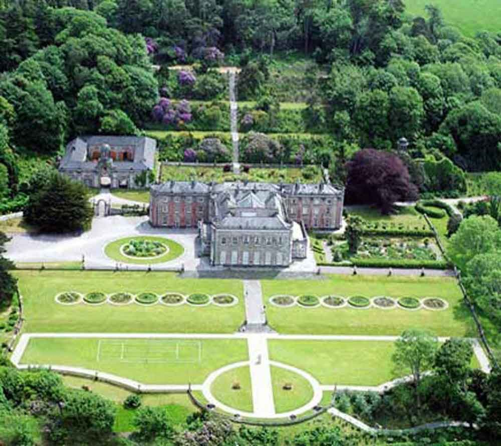 exquisite home and garden showplace. Bantry House and Garden open until the end of October 2014  Visit house