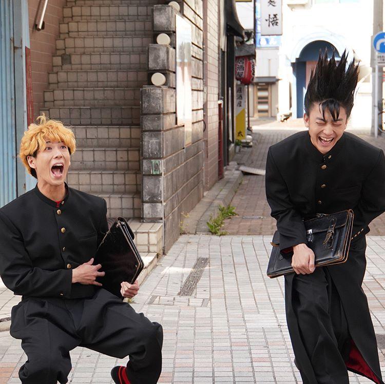 公式 今日から俺は 激写 さん Kyoukaraoreha Ntv Instagram写真と動画 俳優 健太郎 映画 映画 まとめ