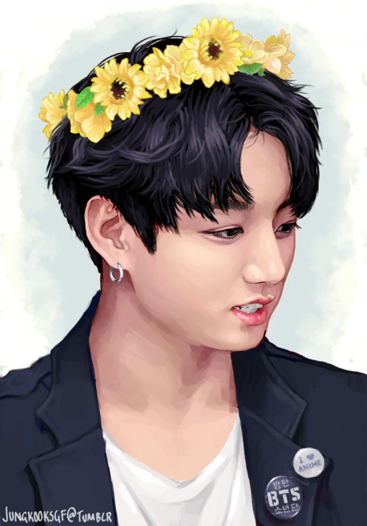 Jungkook Fanart BTS Fanart Pinterest Fanart, BTS and