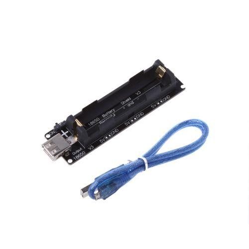 Details about Raspberry Pi Wemos 18650 Battery Shield V3 V8