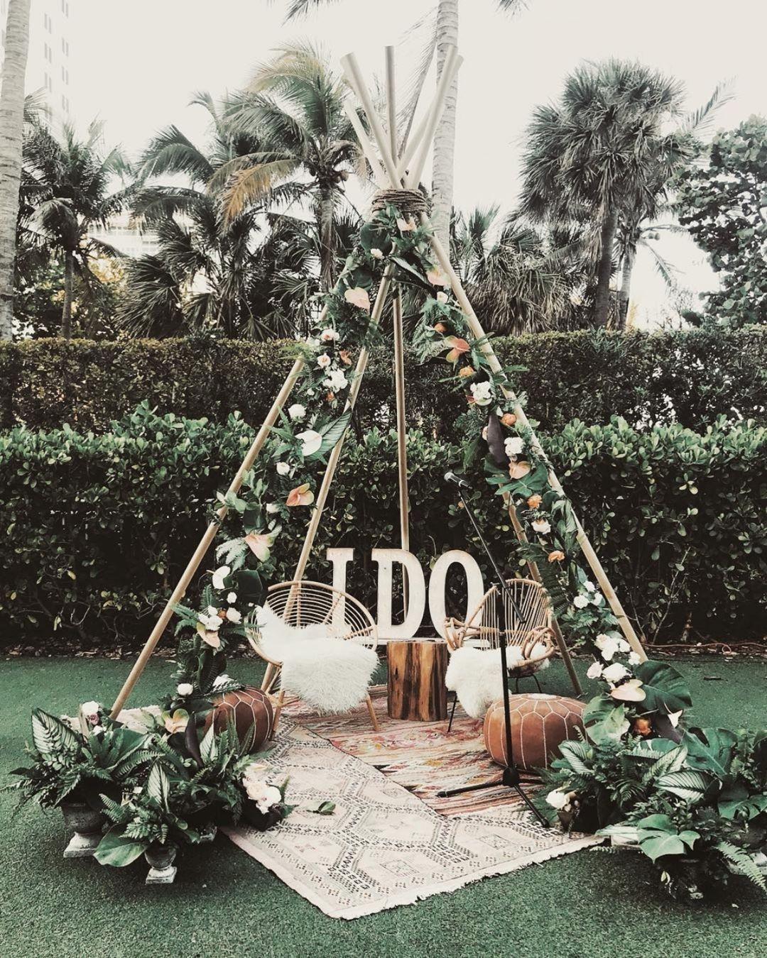 50+ Deco jardin boheme chic ideas in 2021