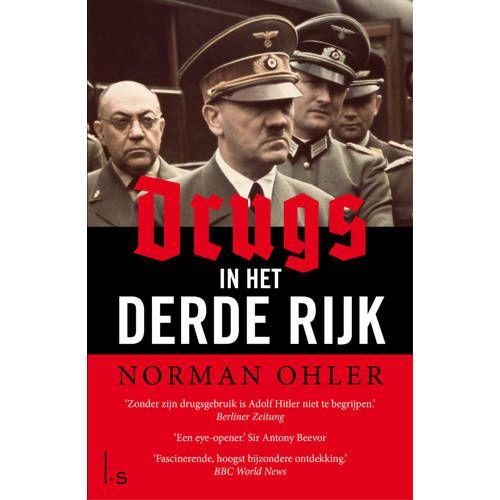 Drugs in het Derde Rijk - Norman Ohler in 2019   Products