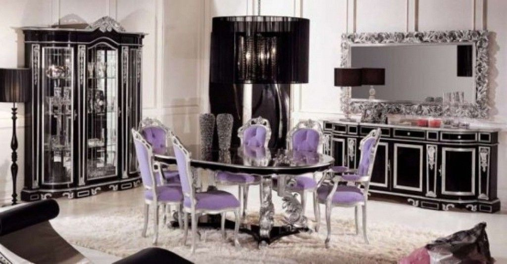 dining room design ideas white chair and brown square table | Long Oval Dining Table White Tablecloth Formal Dining Room ...