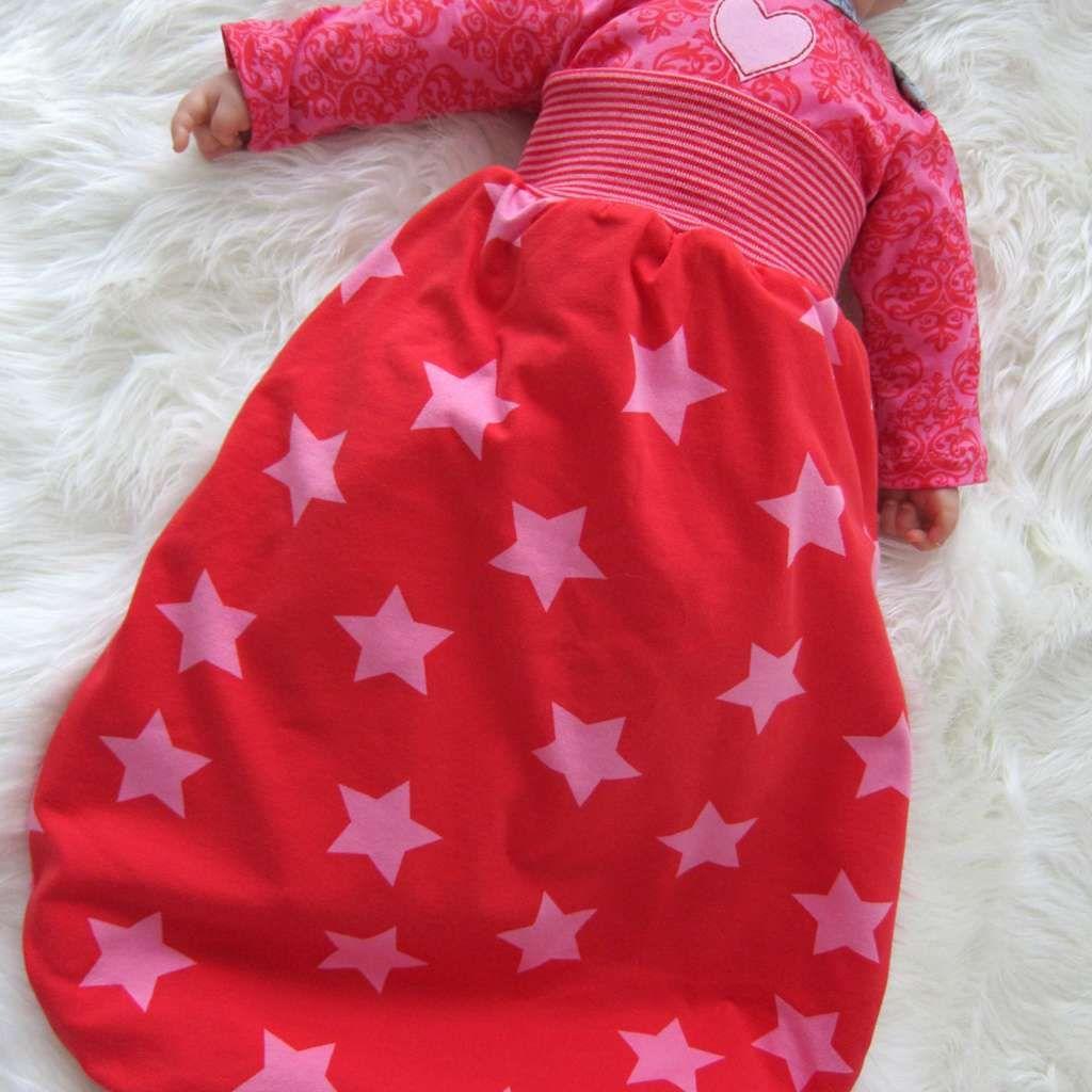 Baby Schlafsack, Kreativ-FREEbook