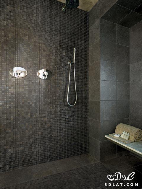 سيراميك حمامات جميل 2015 احدث سيراميك حمامات 2015 سيراميك حمامات بالصور 2015 سيراميك غرانيت رخام Small Bathroom Tiles Shower Tile Tile Bathroom