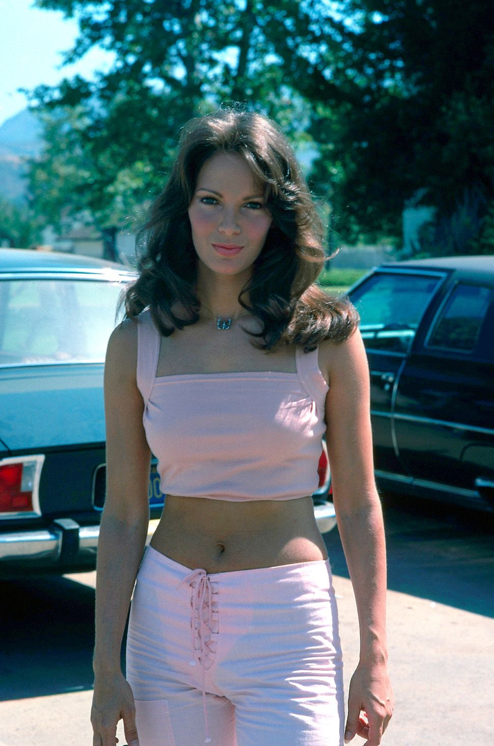 c9e9fba0855 Jaclyn Smith 70s - Known For Playing Kelly Garrett on Charlie's Angels.  Description from pinterest.com. I searched for this on bing.com/images