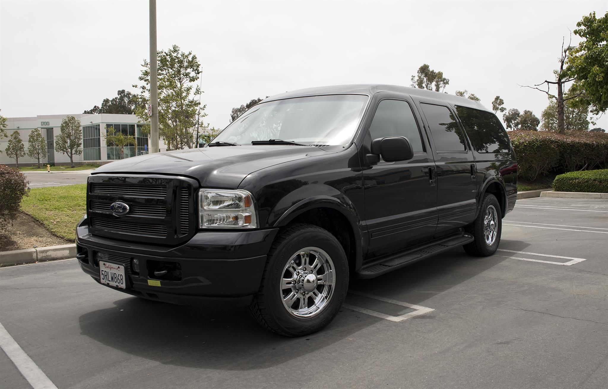 2005 Ford Excursion By Becker Automotive Design In Oxnard Ca