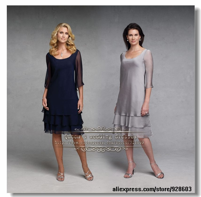 Find More Mother Of The Bride Dresses Information About Knee