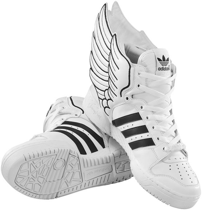 new concept 0fe03 86c0e adidas ObyO x Jeremy Scott   F W 2010 Footwear   Apparel - EU Kicks  Sneaker  Magazine