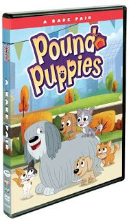 A Lucky Ladybug Pound Puppies A Rare Pair Dvd Review And Giveaway Pound Puppies