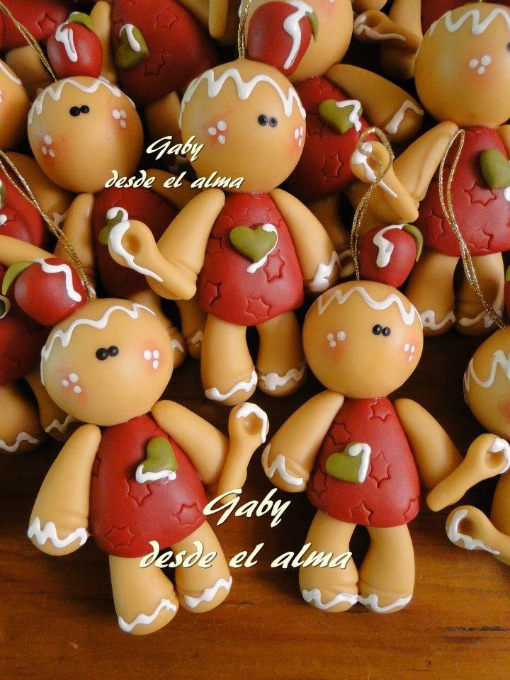 Resultado de imagen para navidad en ceramica y porcelana for Adornos navidenos en porcelana fria utilisima