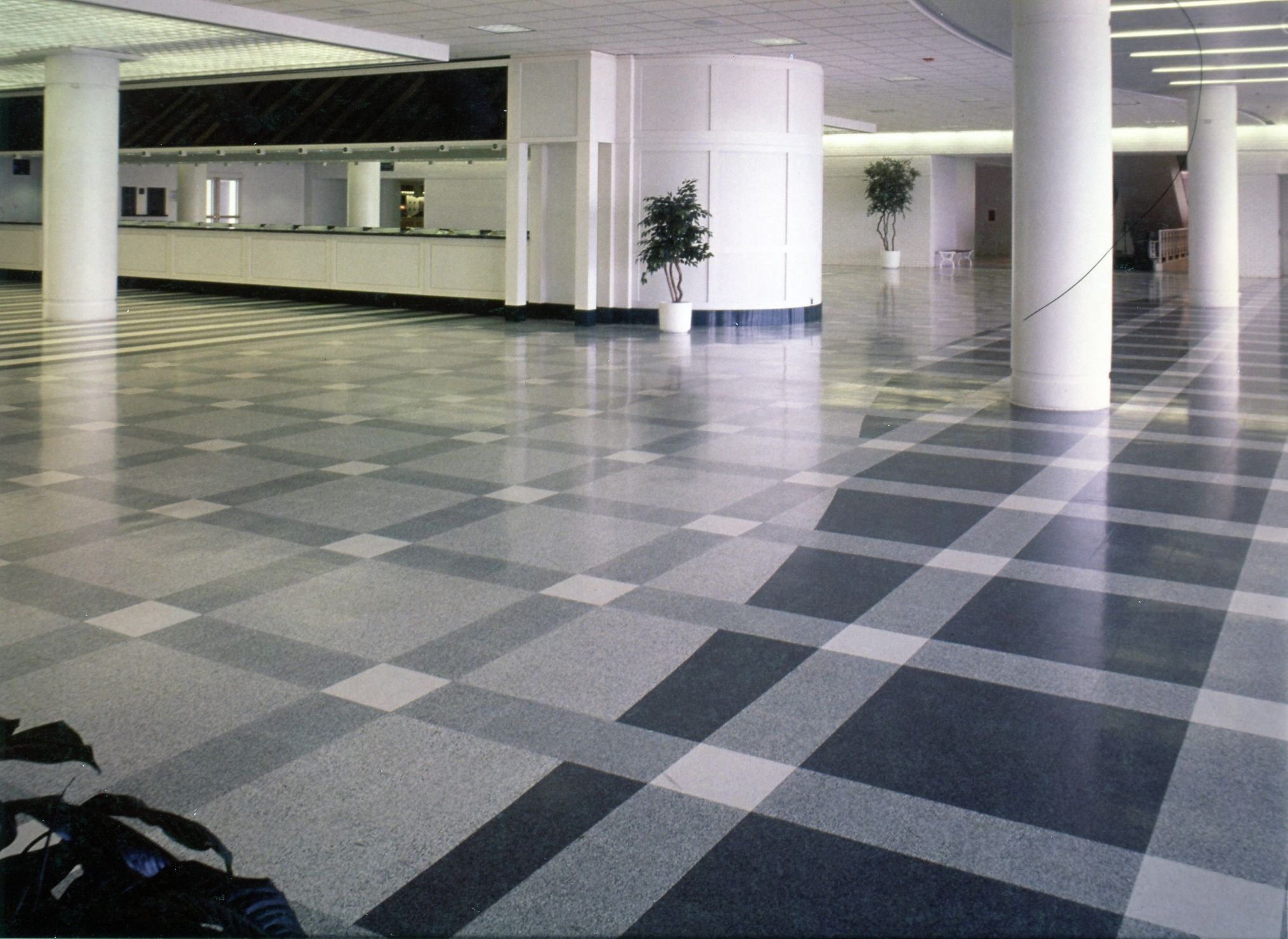 Fritztile #Terrazzo #Tile #Flooring #cafeteria | Educational ...