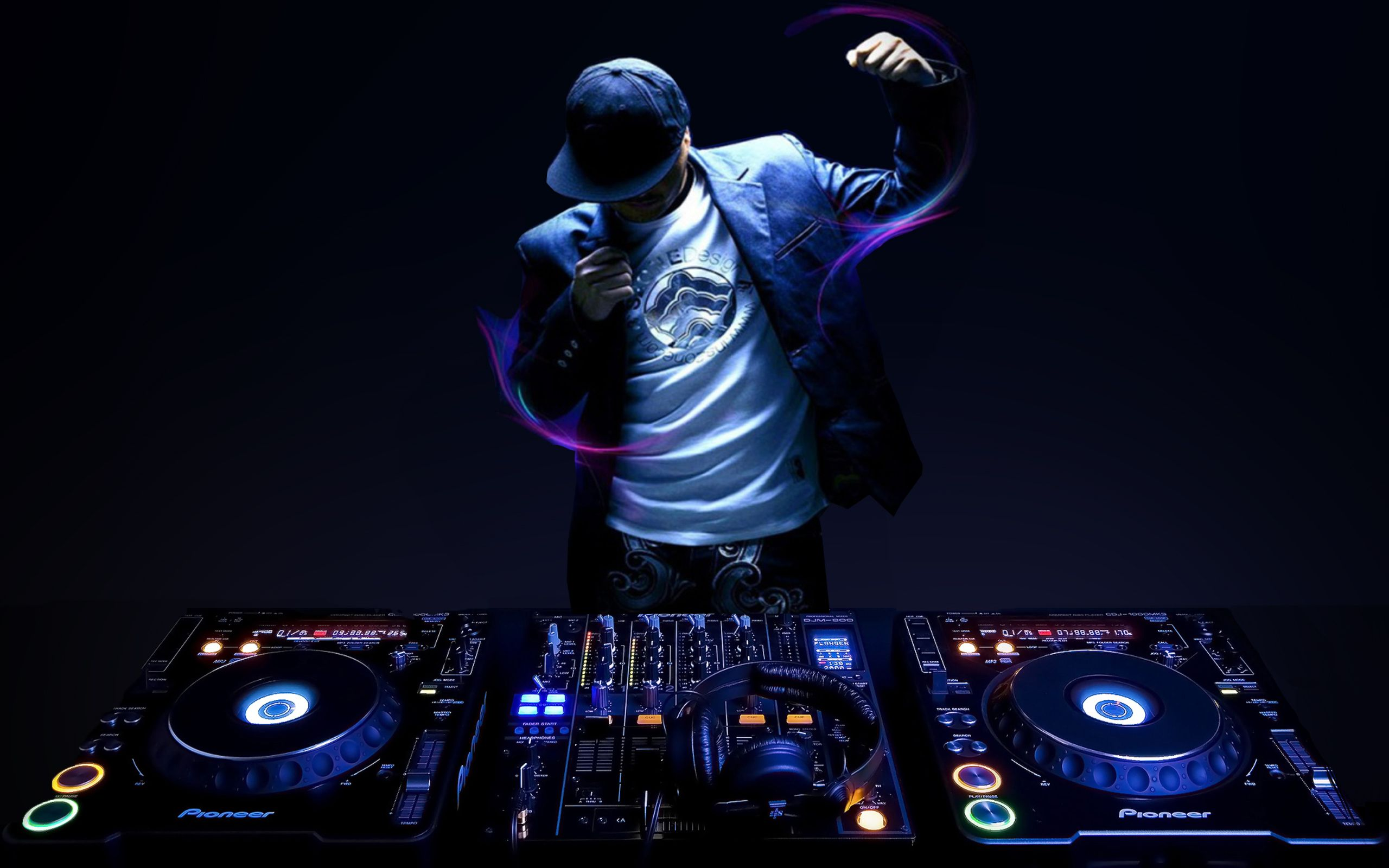 A disc jockey (abbreviated D.J., DJ or deejay) is a person who ...