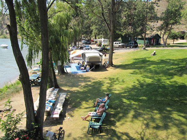 Penticton Bc Camping Bc Campground Bc Golf Bc Wineries Rv Parks And Campgrounds Campground Penticton