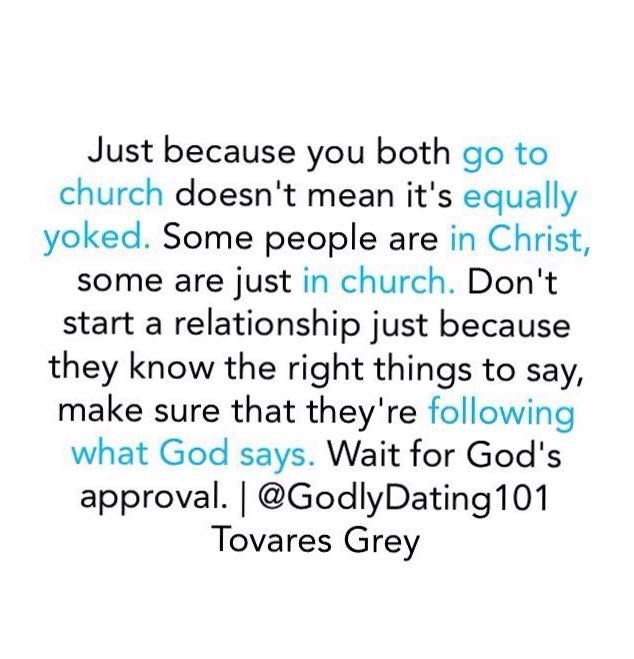101 christian dating