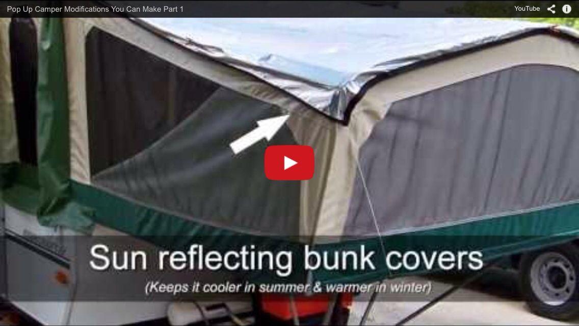 Pop-camper modifications | Pop-up camper modifications