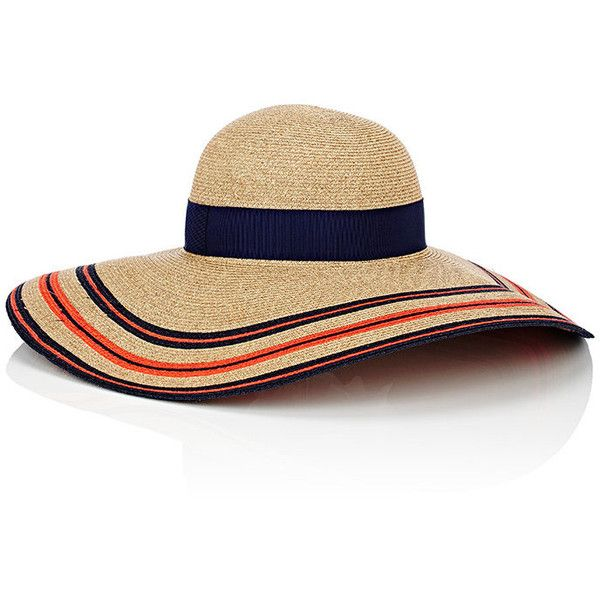 51d36c4e Eugenia Kim Women's Bunny Sun Hat ($425) ❤ liked on Polyvore featuring  accessories,