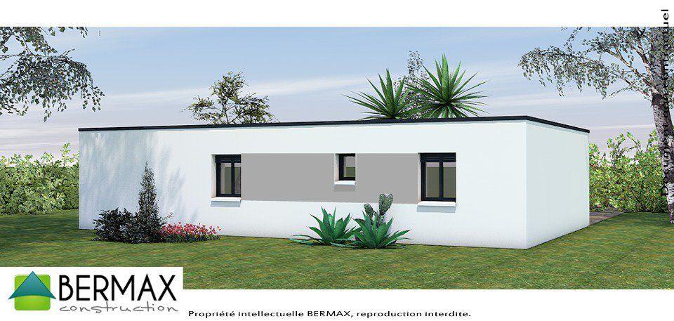Plan achat maison neuve à construire - Bermax BOOK-2014-MAISON - construire un garage en bois m