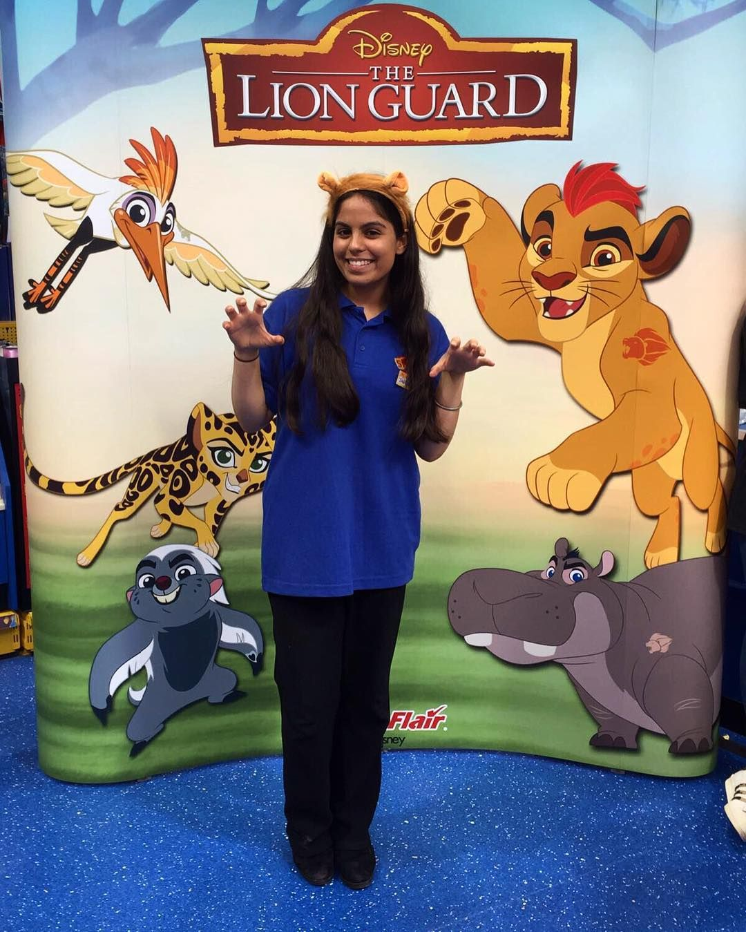 Our #Oldbury staff had a blast celebrating the Lion Guard launch in-store today!  #smyths #smythstoys #smythstoyssuperstores #sundayfunday #thelionguard #thelionking #disney #weekendfun #Toystagram #heyletsplay