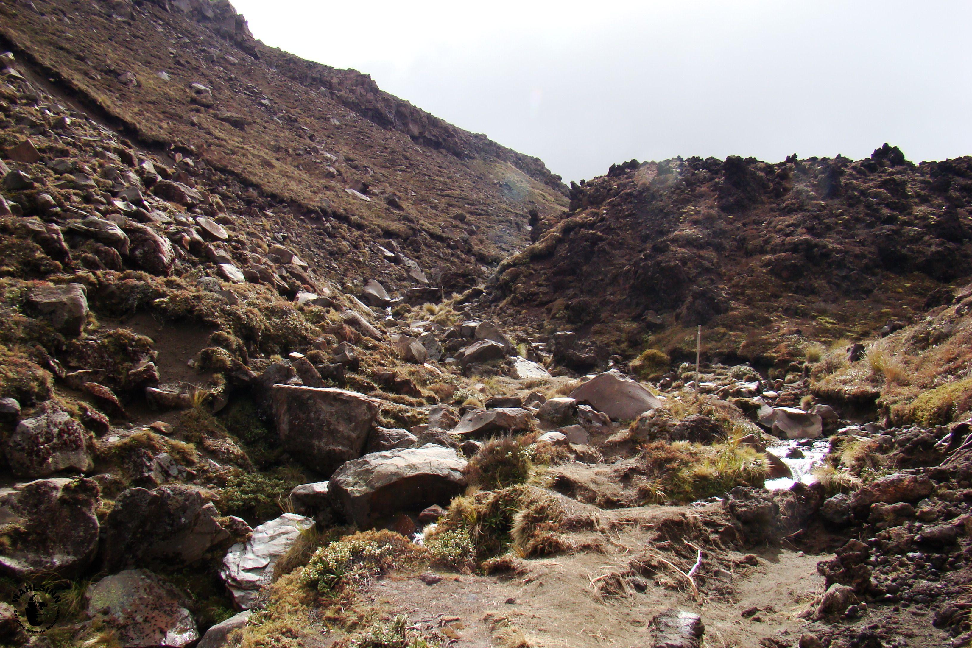 Der Wanderweg zum Mount Doom // Der Einsame Berg // Der Schicksalsberg (Neuseeland)