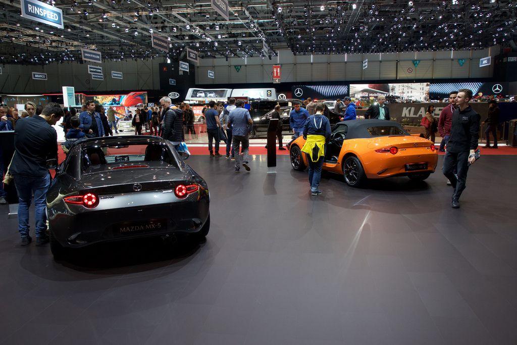 Geneva show info - Page 4 - MX-5 Miata Forum | 30th