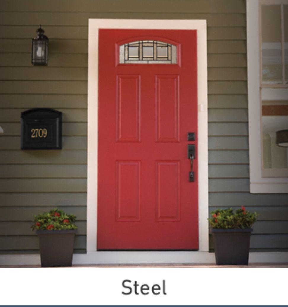 Exterior Doors House Front Door Exterior Doors Steel Front Door They're weatherproof, easy to maintain, and harder than ever to. exterior doors house front door