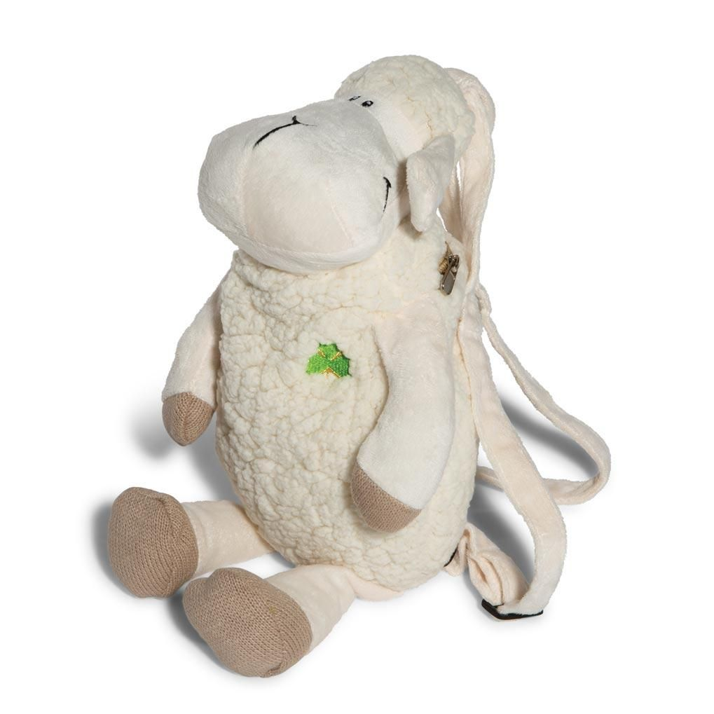 Daisy the Sheep Back Pack Sheep, Little ones, Daisy