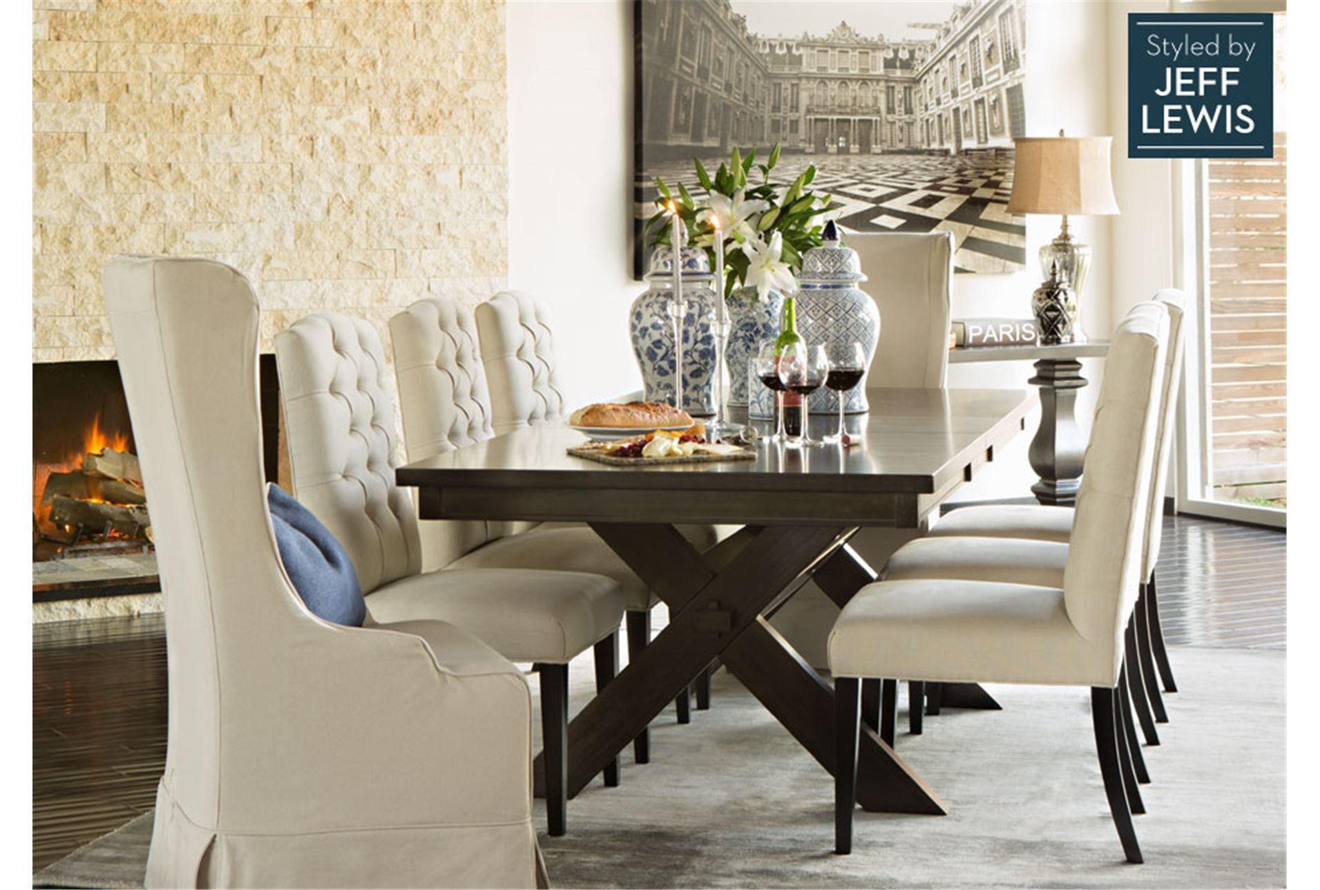 Pelennor Dining Table Living Spaces Dining Tables Dining Room Design Dining Room Furniture