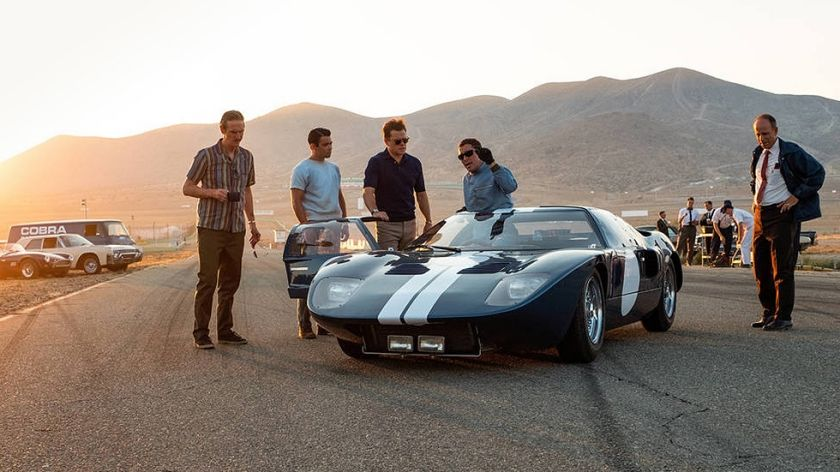 Ford V Ferrari The Return Of Masculine Cinema James Mangold