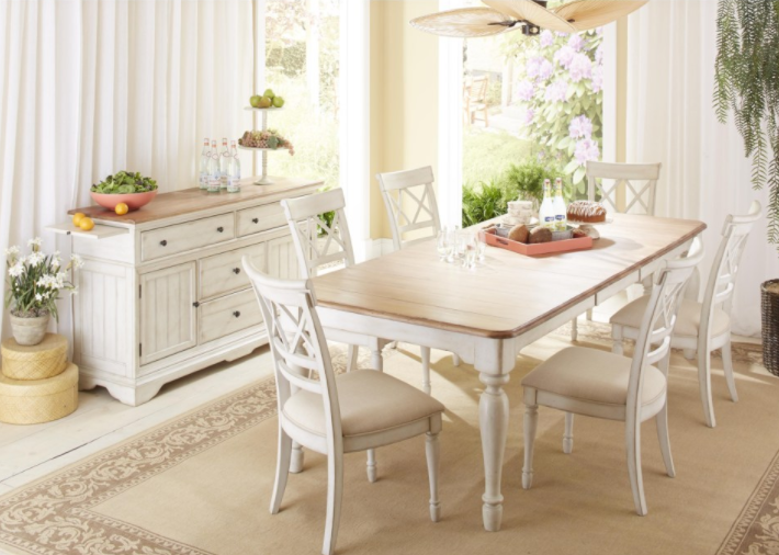 Cresent Fine Furniture Cottage Casual Dining Room Get It At Woodchuck S Fine Furniture Casual Dining Rooms Round Dining Room Sets Cresent Furniture