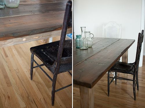 Build a Farm Table