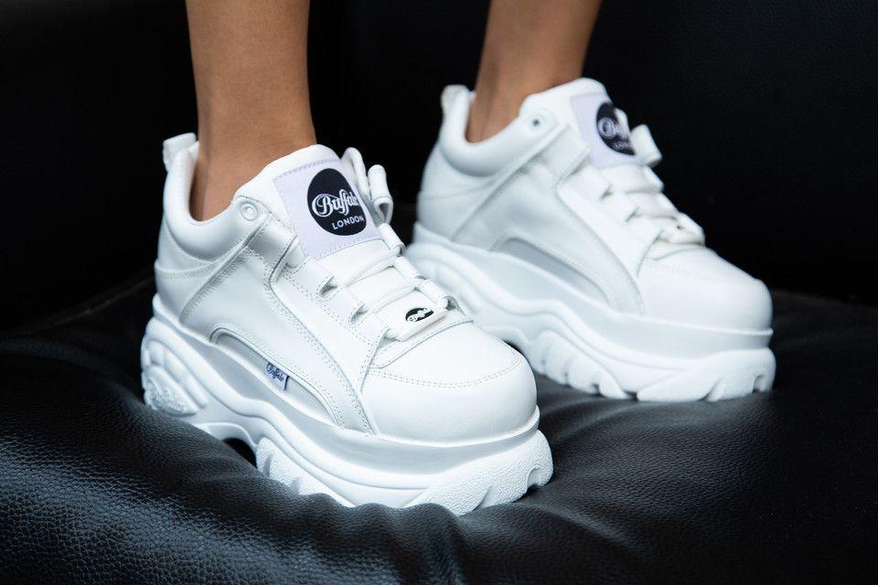 c056317de1c Buffalo London's Low-Top Sneakers Just Restocked in 2019 | SHOE ...