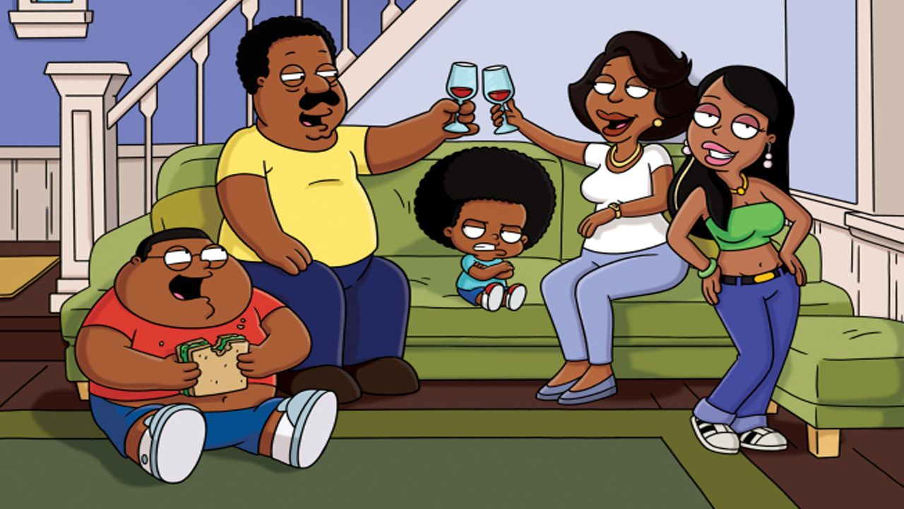 The Cleveland Show Wallpaper Google Search Cleveland Show