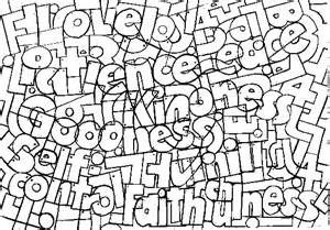 Fruits Of The Holy Spirit Coloring Pages Bible Fruit Of The Spirit Fruits Of Holy Spirit Sunday School Activities