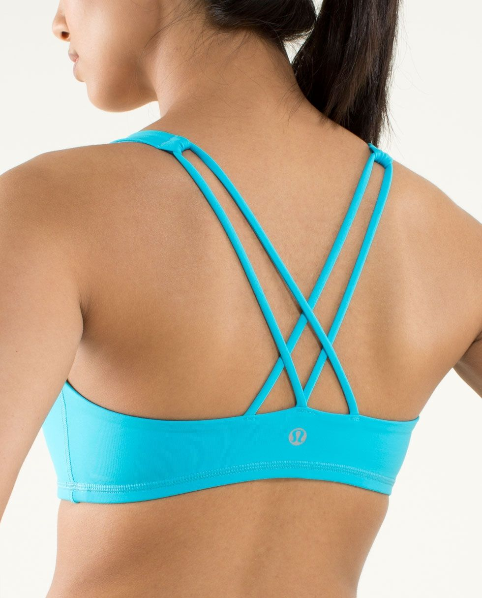72342dceb0e48 the best sports bra ever cause it doesn t hurt your neck and it comes in  purple and turquoise and so many other fun colors!! so good for work and  for yoga.