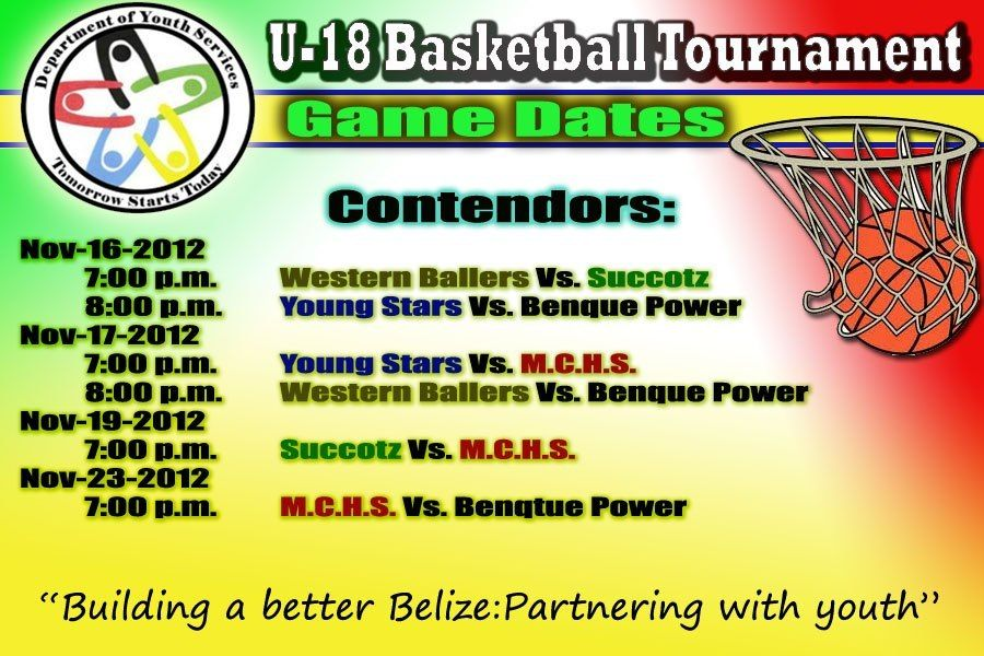 DYS Basketball Tournament