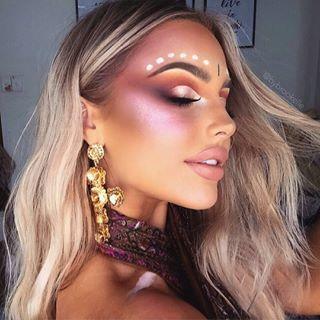 Instagram Web Viewer Online Coachella Makeup Music Festival Makeup Rave Makeup