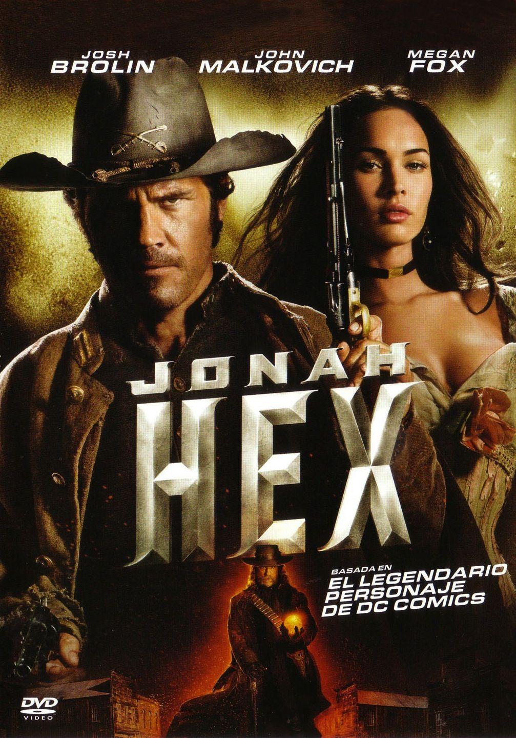 Series De Television Y Peliculas Jonah Hex Dvdrip Latino Mf Peliculas Cine Poster De Peliculas Peliculas Clasicas