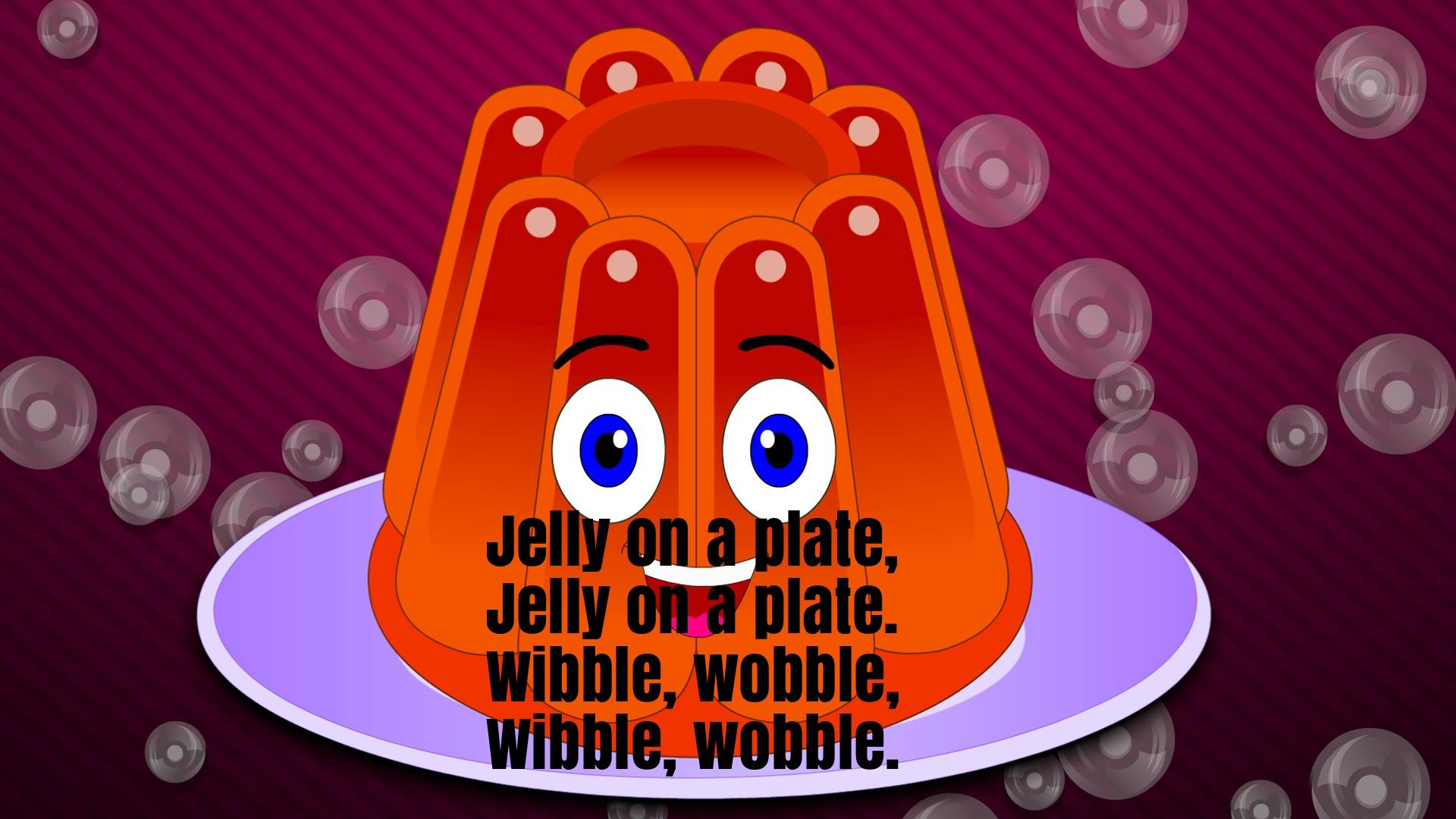 Jelly On The Plate Nursery Rhyme Lyrics Jelly Wallpaper Jelly On A Plate Hd Cool Wallpapers