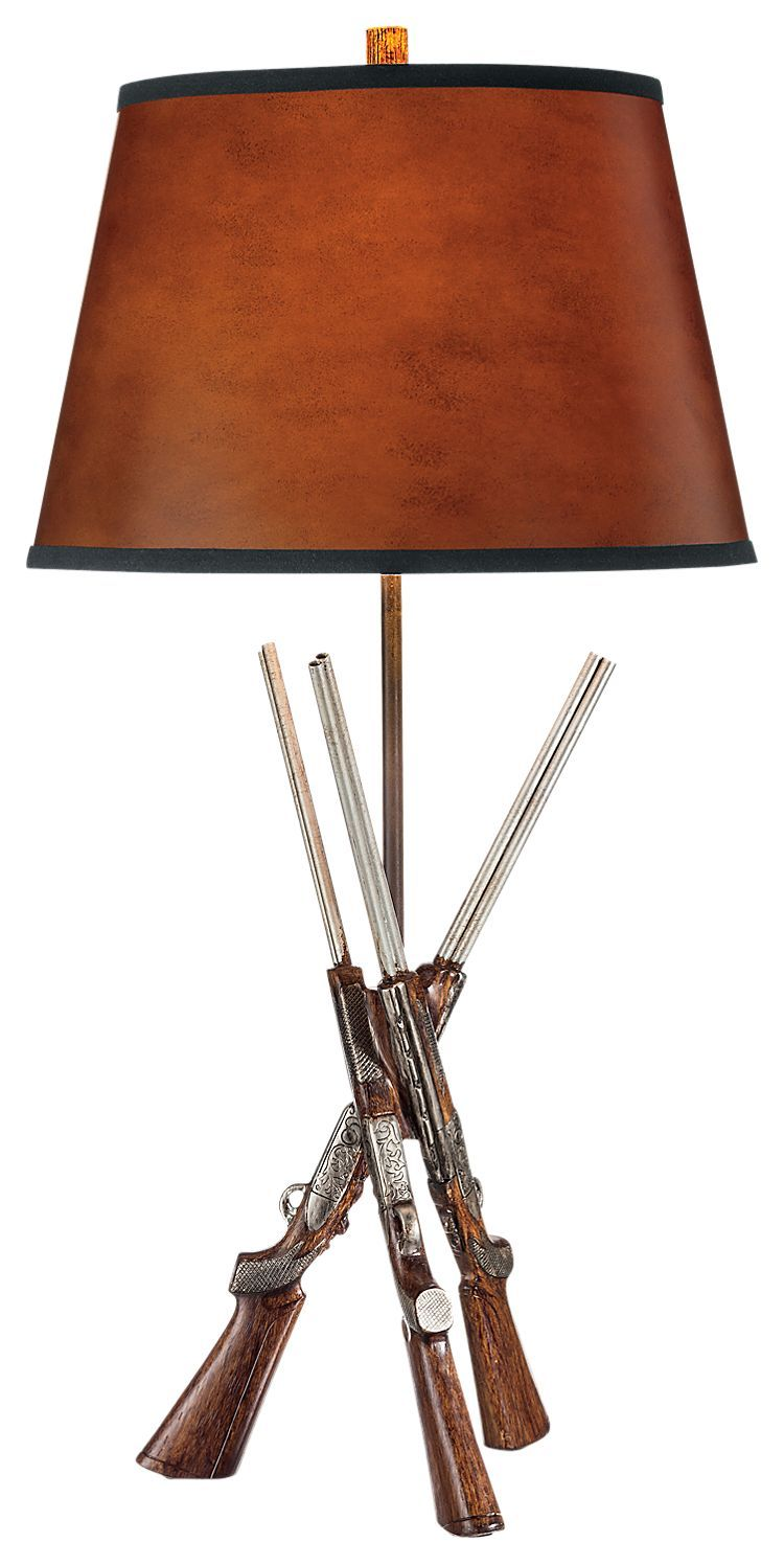 Shotgun Table Lamp | Bass Pro Shops