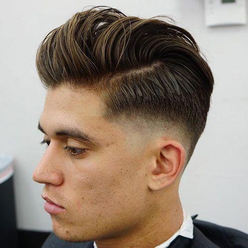 31 New Hairstyles For Men 2020 Guide Drop Fade Haircut Fade Haircut Quiff Haircut