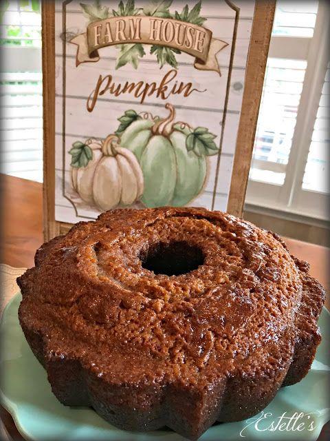 Photo of PUMPKIN CRACK CAKE