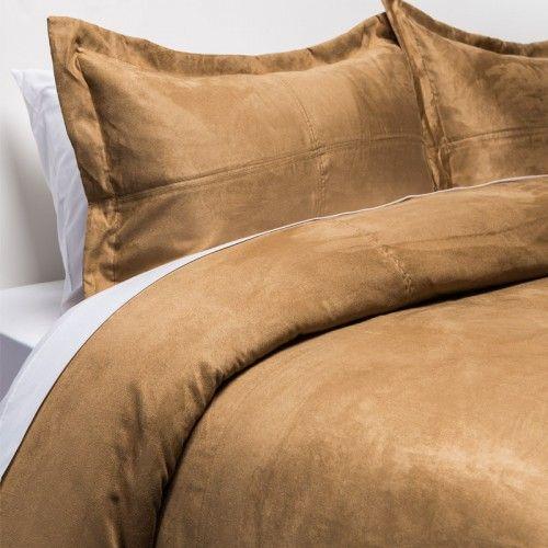 couvre lit comforter Ensemble de couvre lit PRINSTON (Brun Pâle)   Couvre Lit   JYSK  couvre lit comforter