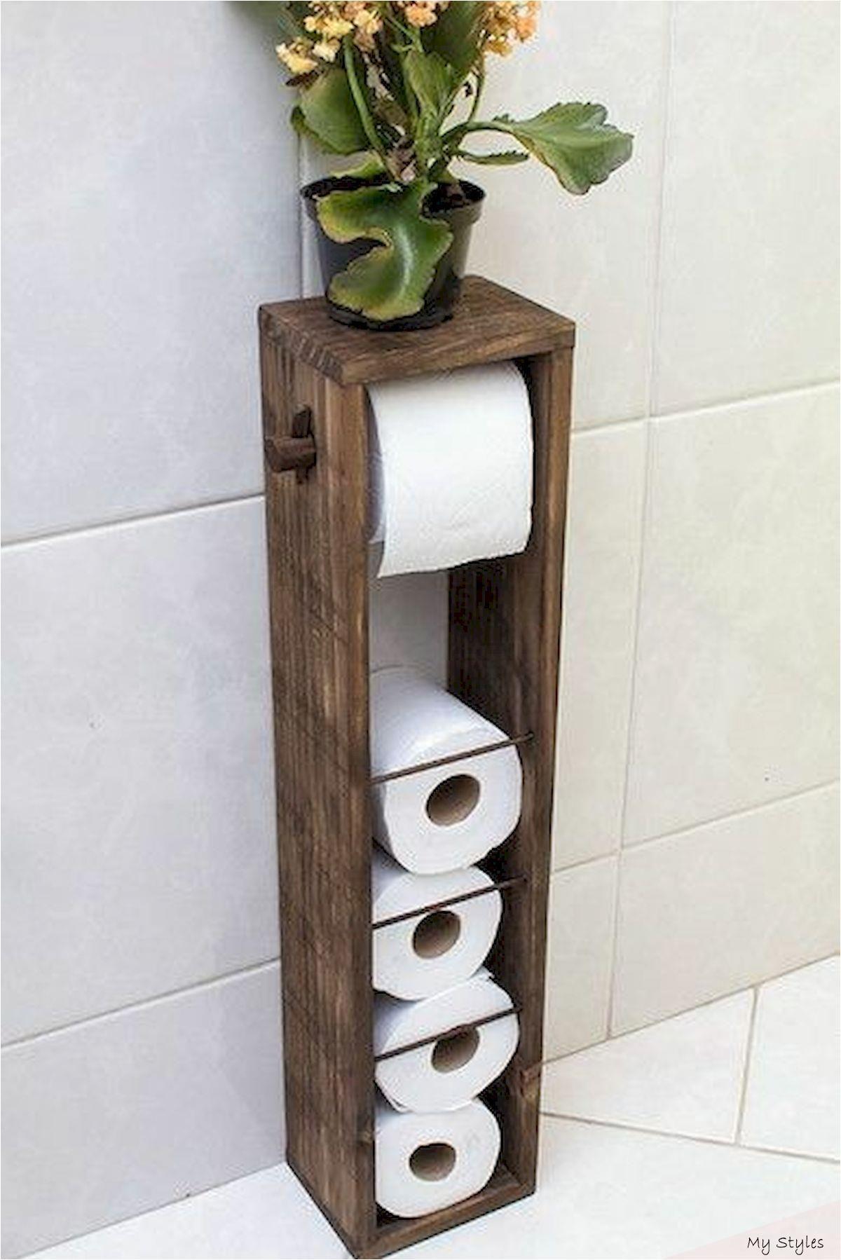 Photo of 45 Idee creative per porta carta igienica fai-da-te e idee di conservazione per il tuo bagno #Wrappin …